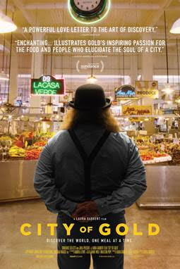 City of Gold Documentary Los Angeles Food Critic Jonathan Gold