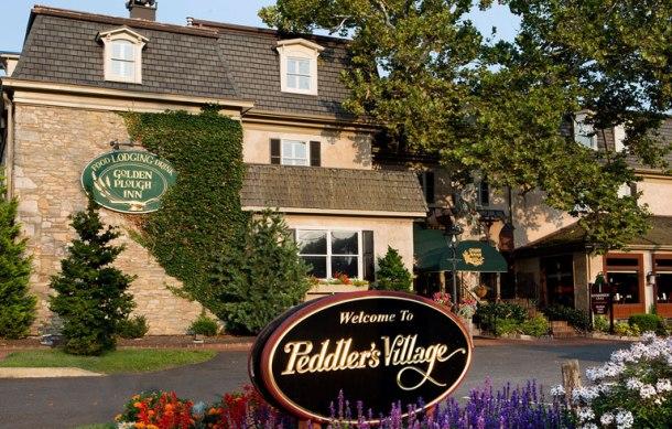 Golden Plough Inn Peddler's Village