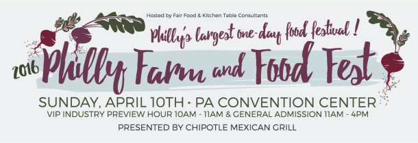 Philly Farm & Food Fest 2016