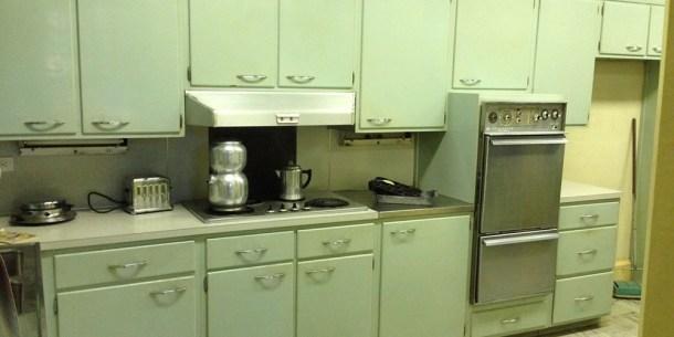 1959 Kitchen at Cliveden