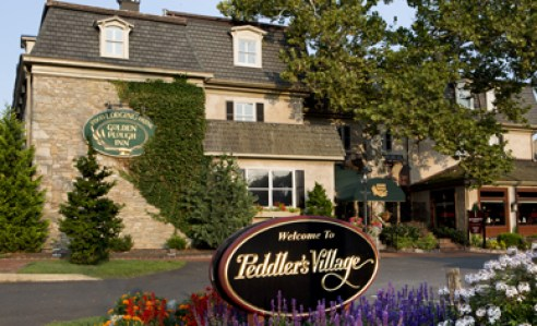 Golden Plough Inn at Peddler's Village Lahaska PA