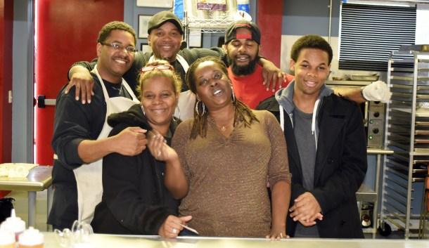 MEN in the Kitchen BBQ Pennsauken Crew