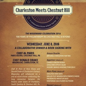 A Taste of Charleston in Philadelphia at SOUTH and Paris Bistro