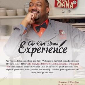 """Chef Dana Herbert Brings """"Chef Dana Experience"""" to Philadelphia on June 14"""