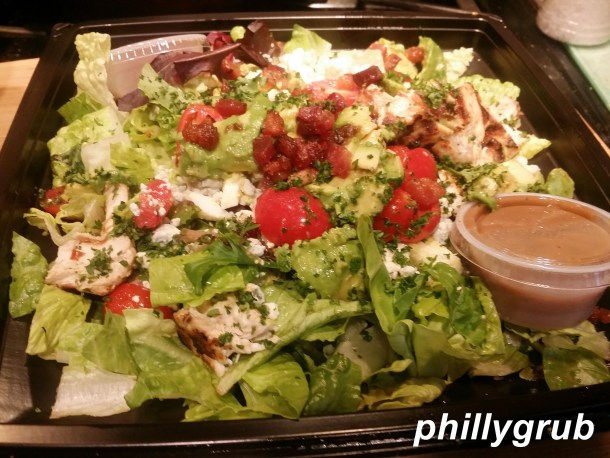 Chopped Salad from Grand Lux Cafe