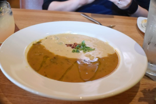 CPK Cherry Hill Farmers Market & Baked Potato Soups