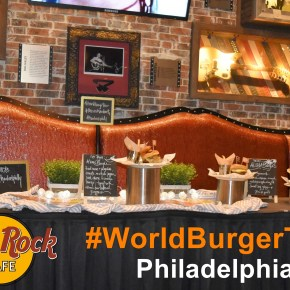 World Burger Tour at Hard Rock Philadelphia