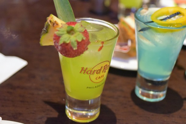 Melonpalooza and Sweet and Fiery Cocktails Hard Rock Cafe Philadelphia