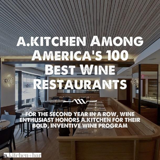 a.kitchen best wine restaurant philadelphia