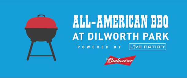 All American BBQ at Dilworth Park