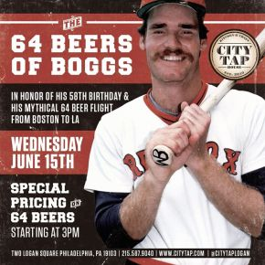 64 Beers of Boggs at City Tap House Logan