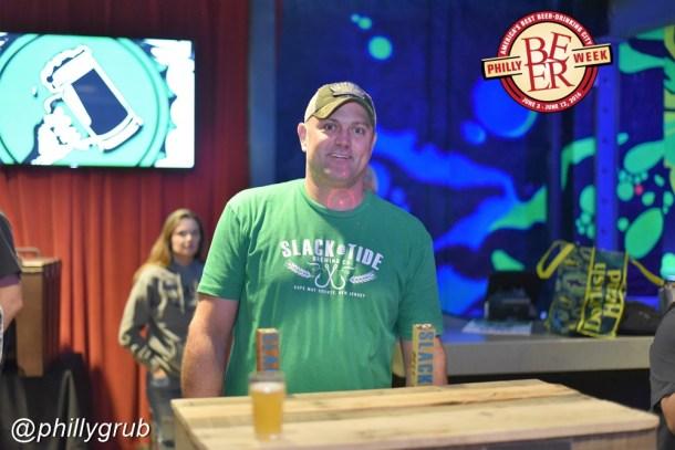 Philly Beer Week Opening Tap 2106 7