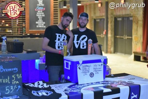 Philly Beer Week 2016 Opening Tap 8