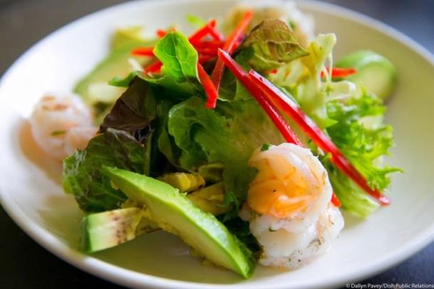 Summer Salad Du Jour at Maya.J in Manayunk