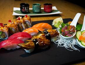 Yakitori Boy Offers Sushi and Sake Pairing for International Sushi Day