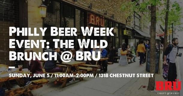The Wild Brunch at BRU