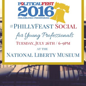 PhillyFeast Social — An Evening of Food, Fun, and Conversation at DNC PoliticalFest