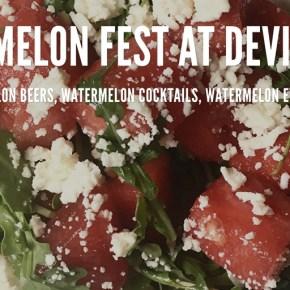 Watermelon Fest at Devil's Den