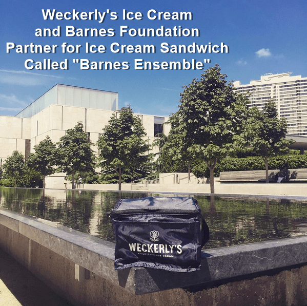 Weckerly's at Barnes Foundation
