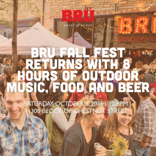 BRU Fall Fest at Midtown Village Fall Festival