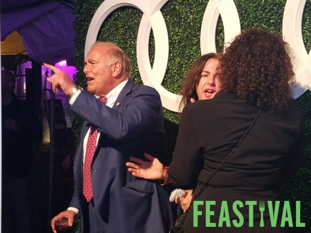 Ed Rendell at FEASTIVAL 2016