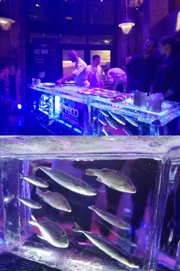 PECO Ice Bar at FEASTIVAL