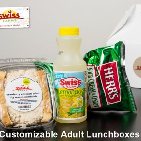 Parents Rejoice: Swiss Farms Packing Lunchboxes for Kids & Adults