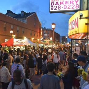 Chinatown's Yè Shì Night Market