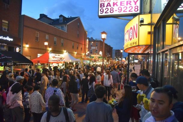 Yes Shi Night Market Chinatown