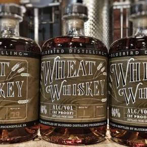 Bluebird Distilling Announces Limited Release Wheat Whiskey