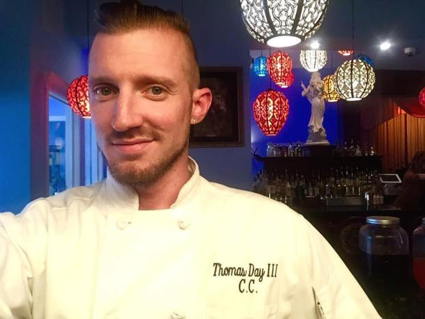 Executive Chef Thomas Day III