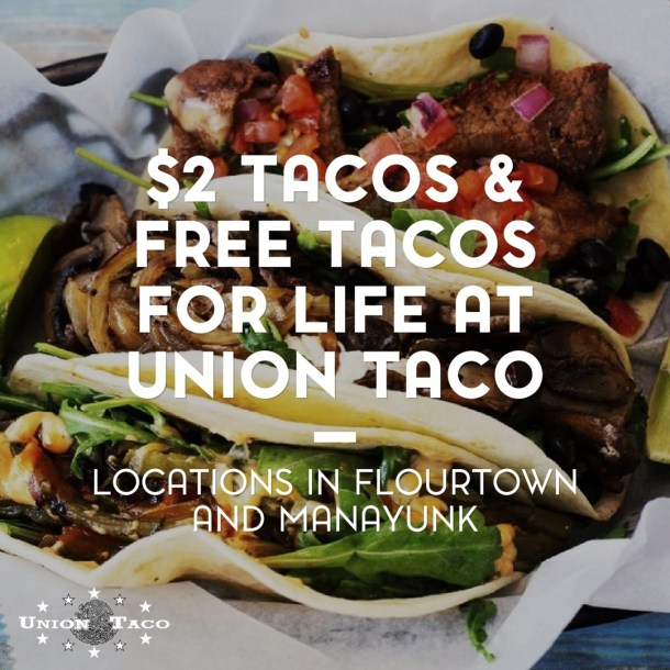 Union Tacos Day of the Dead and FREE Tacos