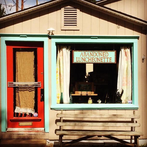 Abandoned Luncheonette Moorestown NJ