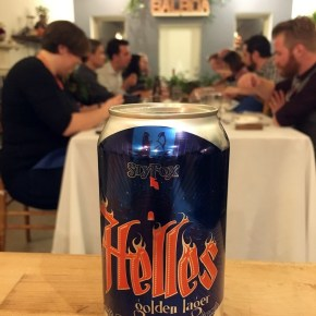 Balboa Supper Club Beer Dinner with Home Brewed Events