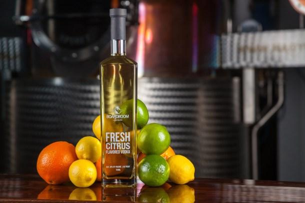 Boardroom Spirits Citrus Vodka
