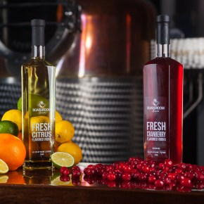 New Cranberry and Citrus Infused Vodkas from Lansdale's Boardroom Spirits