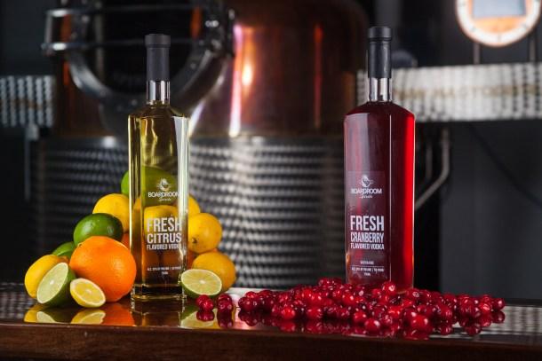Boardroom Spirits Cranberry & Citrus Vodka