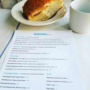 Brunch at Noord eetcafe