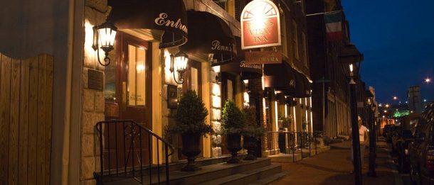 Panorama Italian Restaurant and Wine Bar Old City Philadelphia
