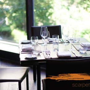 Scarpetta Launches Lunch on November 14