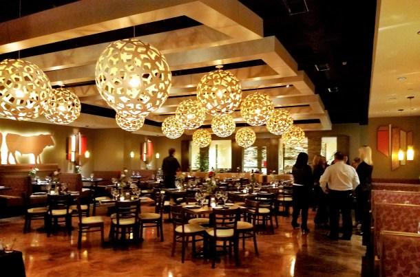 Catelli Duo Moorestown Interior Dining Area
