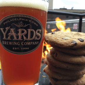City Tap House Releasing Beer with Yards Brewing Company