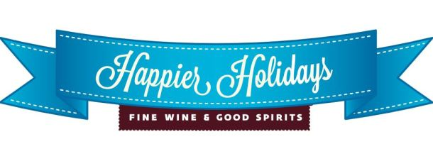 Happier Holidays from Fine Wine & Good Spirits