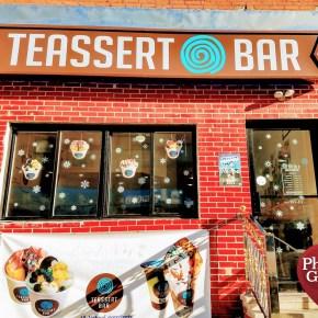 Thai Ice Cream Rolls in Philadelphia