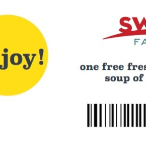 Enjoy Free Soup at Swiss Farms for National Soup Month!