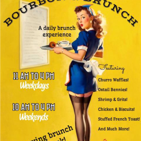 Bourbon & Branch in Northern Liberties Now Serves Brunch 7 Days a Week!