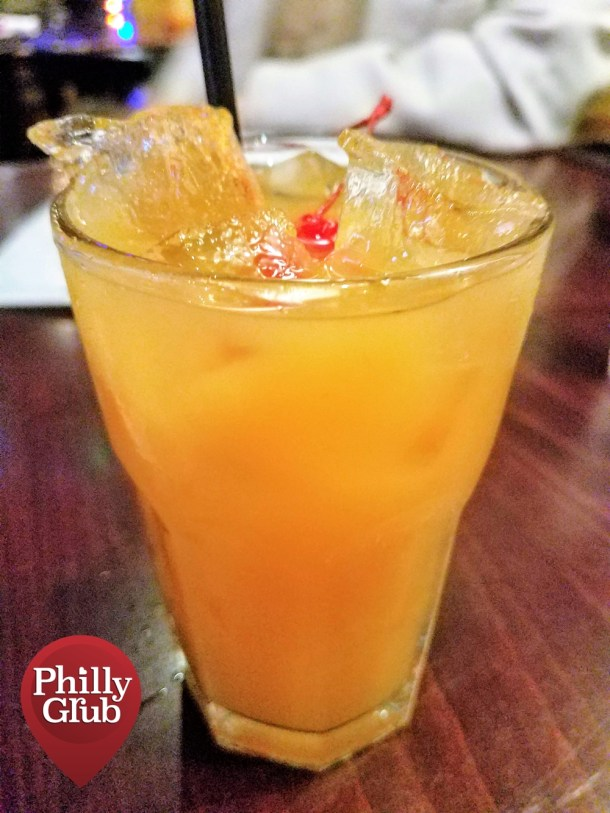 Catahoula Philly Hurricane Cocktail