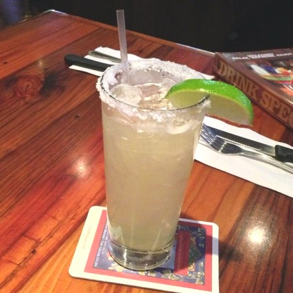 Miller's Ale House Margaritas