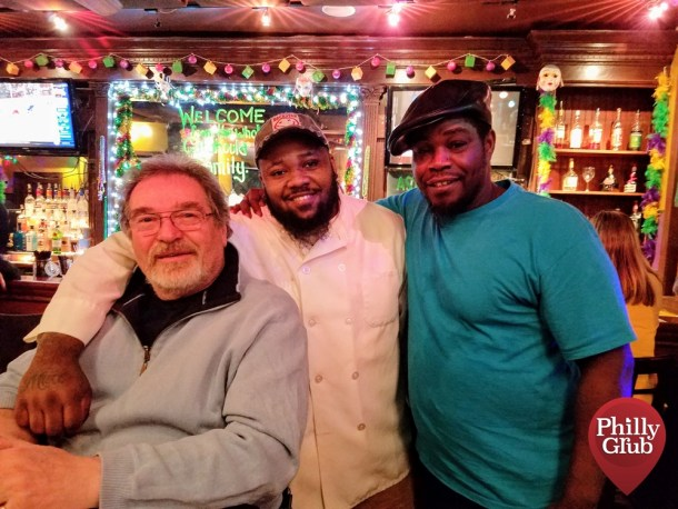 Shlomo, Rod, and Dave from Catahoula