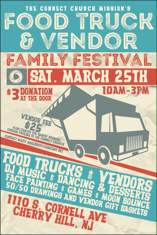 Food Truck and Vendor Festival Cherry Hill